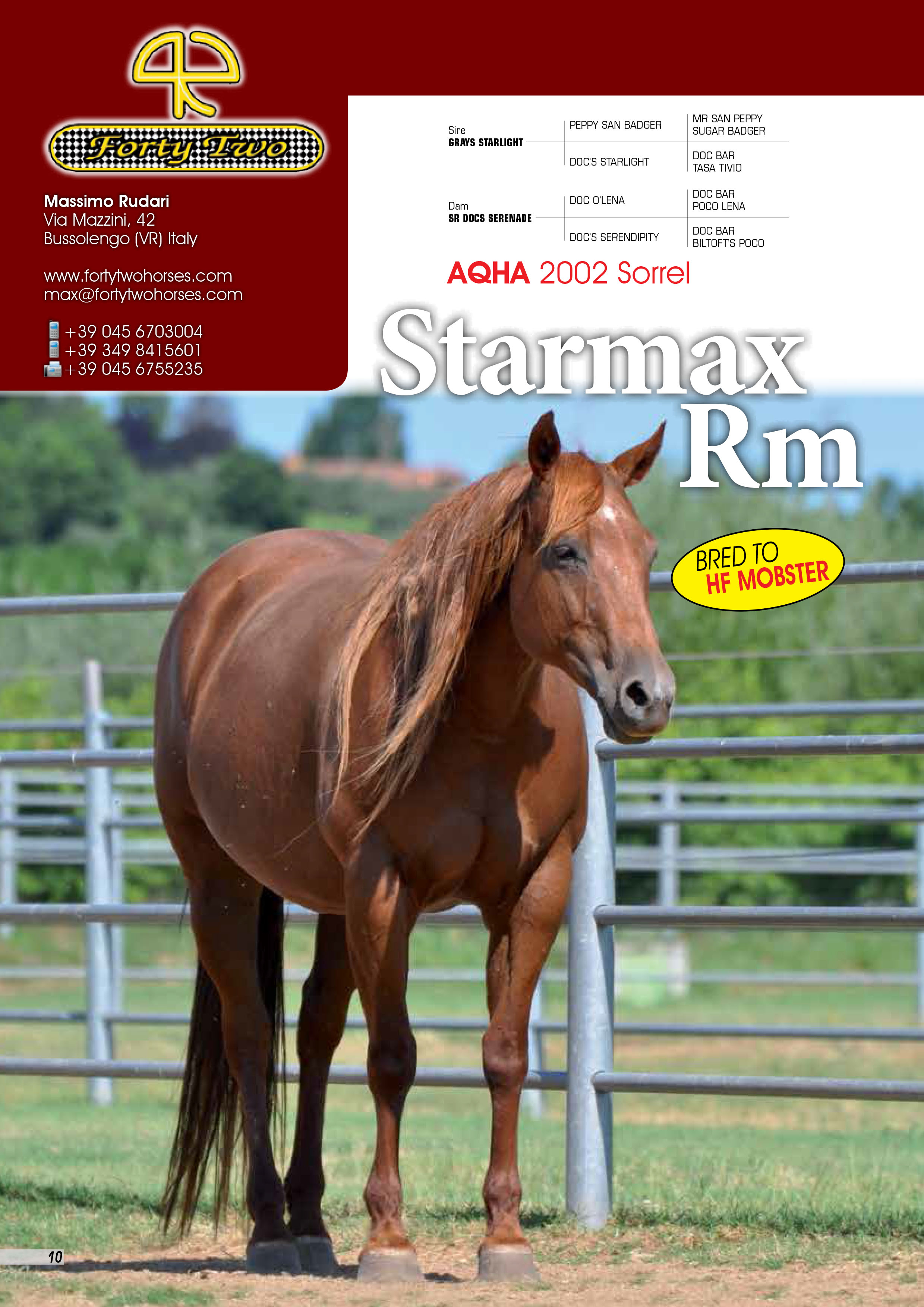 Starmax RM